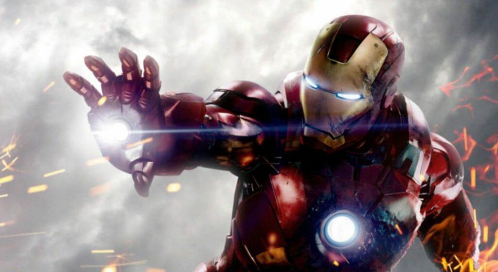 Iron Man Tony Stark The Nerdy Basement