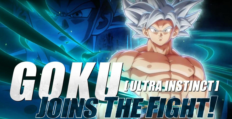 DRAGON BALL FIGHTERZ: ULTRA INSTINCT GOKU AND KEFLA