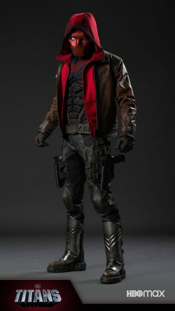 Red Hood Titans Season 3 The Nerdy Basement