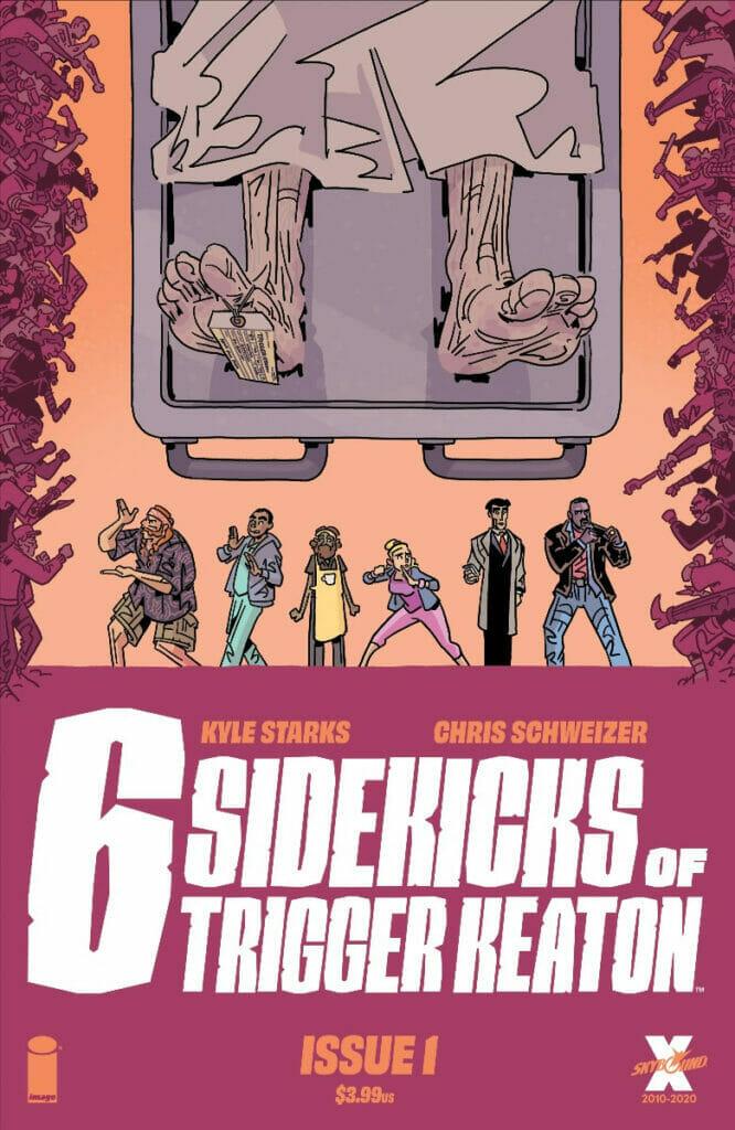 The Six Sidekicks of Trigger Keaton The Nerdy Basement
