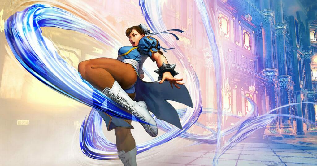 Chun-Li Street Fighter Badass Women In Gaming The Nerdy Basement class=