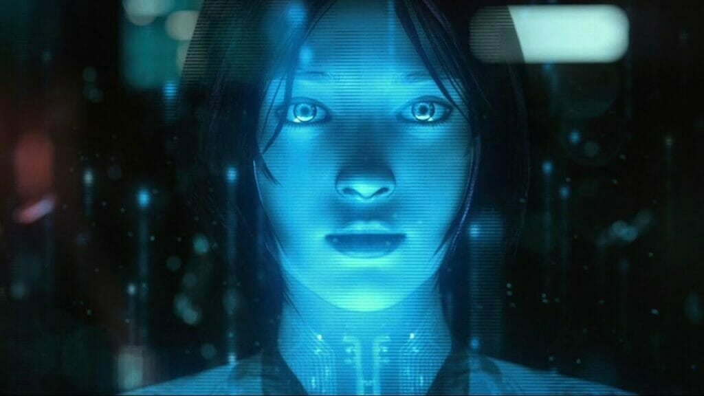 Cortana Halo Badass Women In Gaming The Nerdy Basement