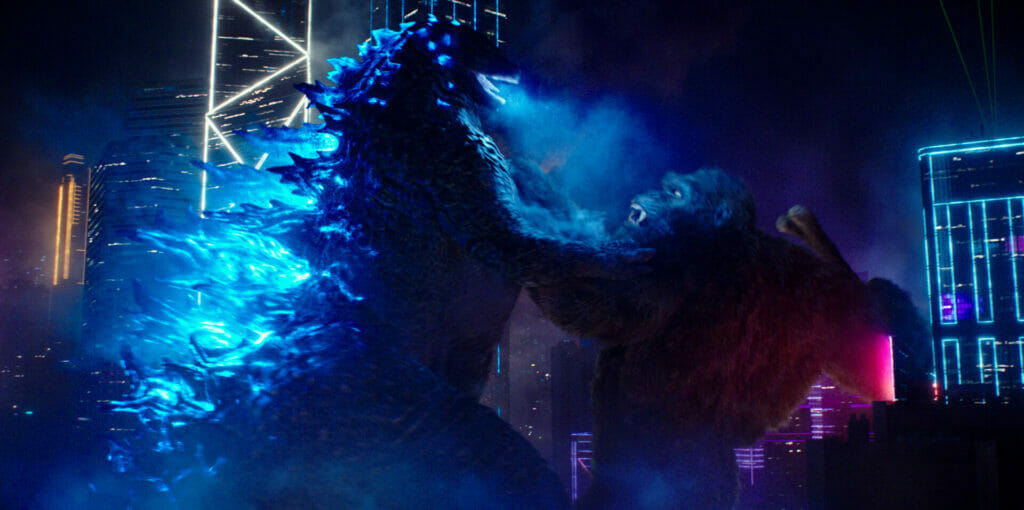 Godzilla vs Kong Review The Nerdy Basement
