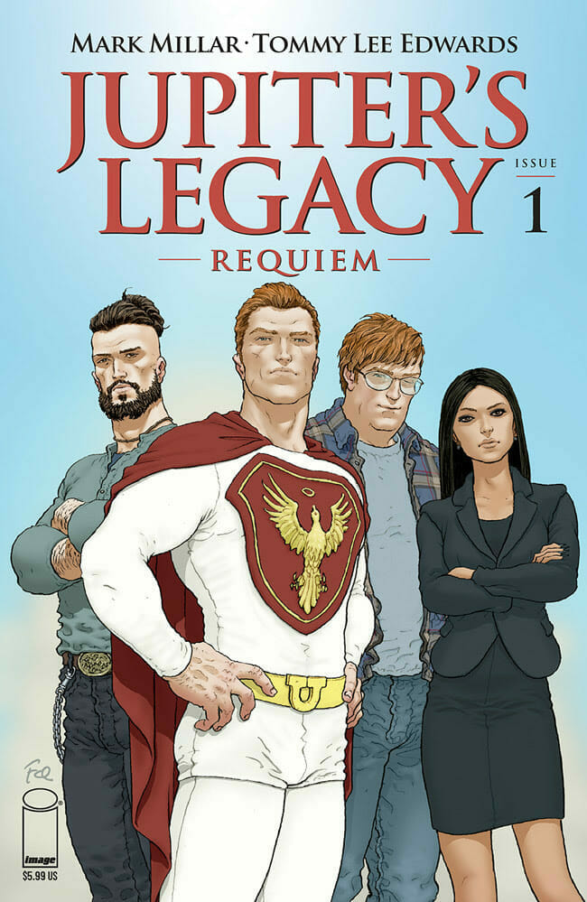 Jupiters Legacy Requiem