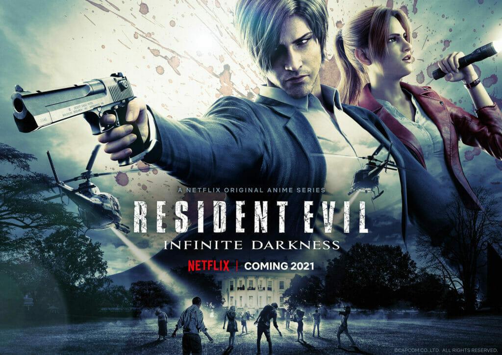 Resident Evil Infinite Darkness The Nerdy Basement
