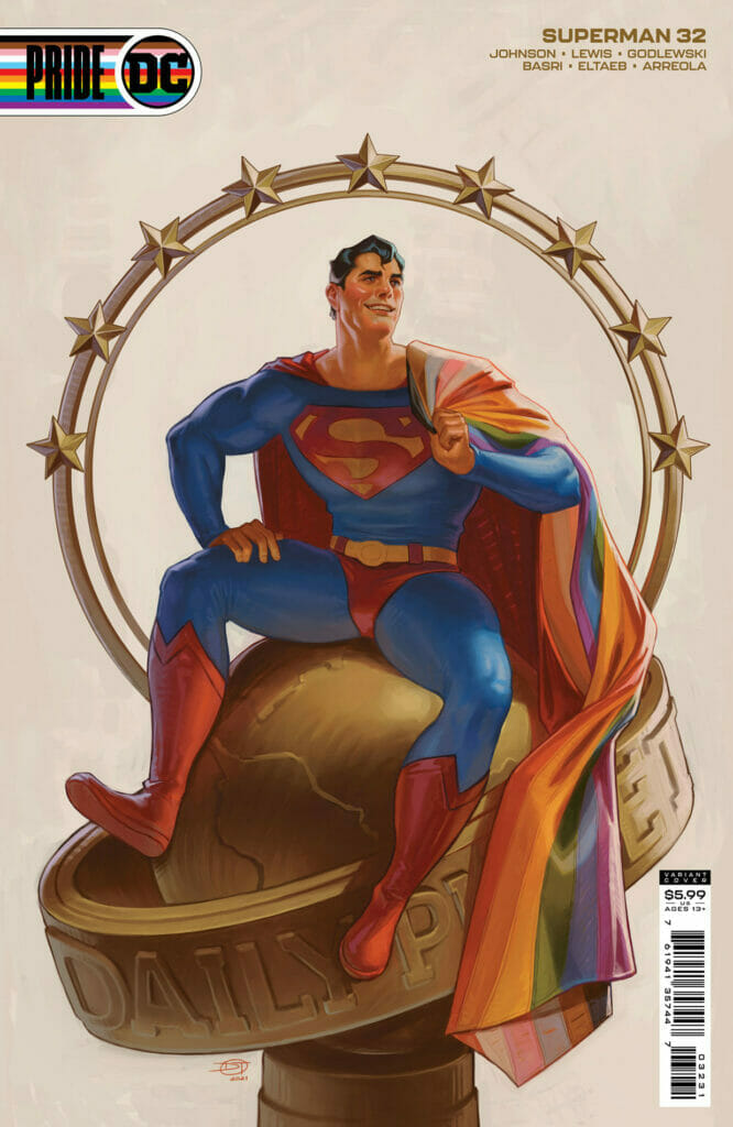 DC Comics DC Pride