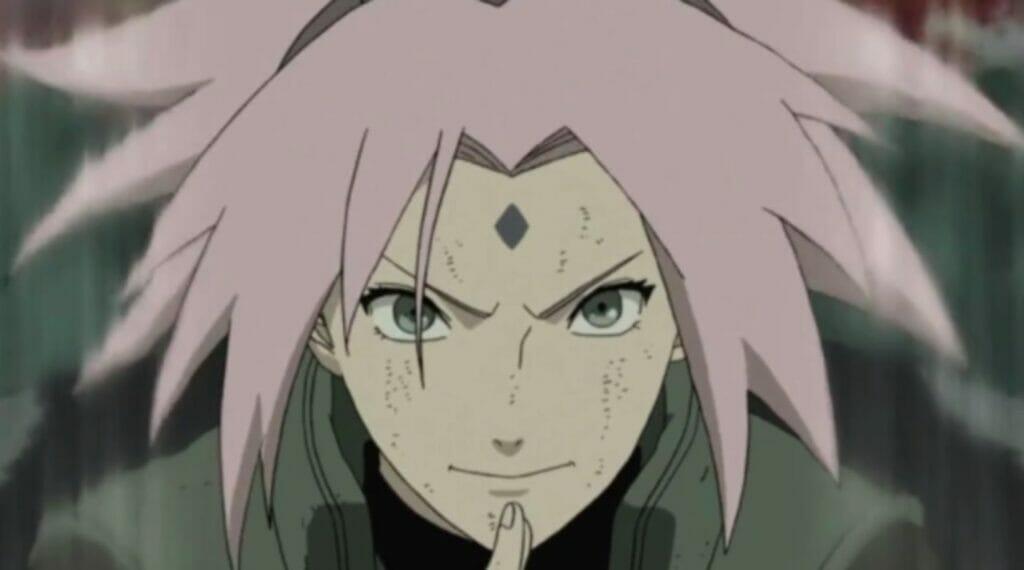 Sakura Haruno Naruto Badass Women In Anime The Nerdy Basement