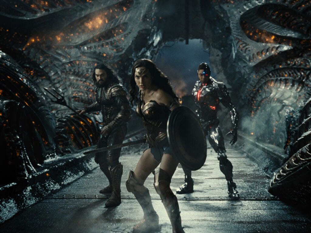 The Snyder Cut Review The Nerdy Basement