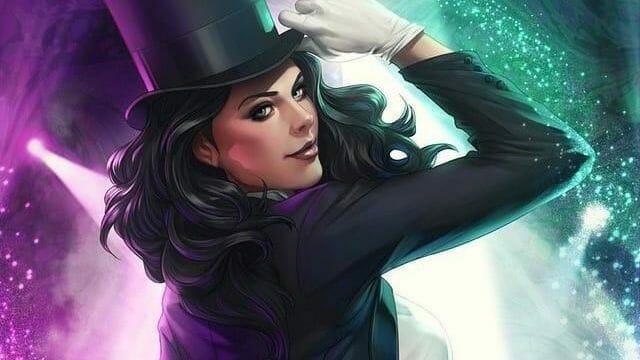 Zatanna Emerald Fennell The Nerdy Basement