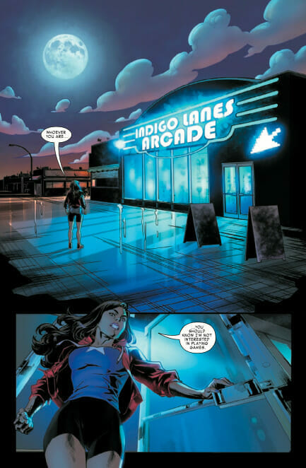 America Chavez Made in the USA #2 Review The Nerdy Basement