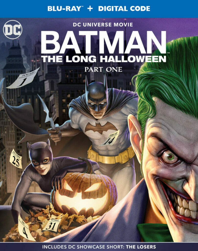 Batman: The Long Halloween Part One The Nerdy Basement