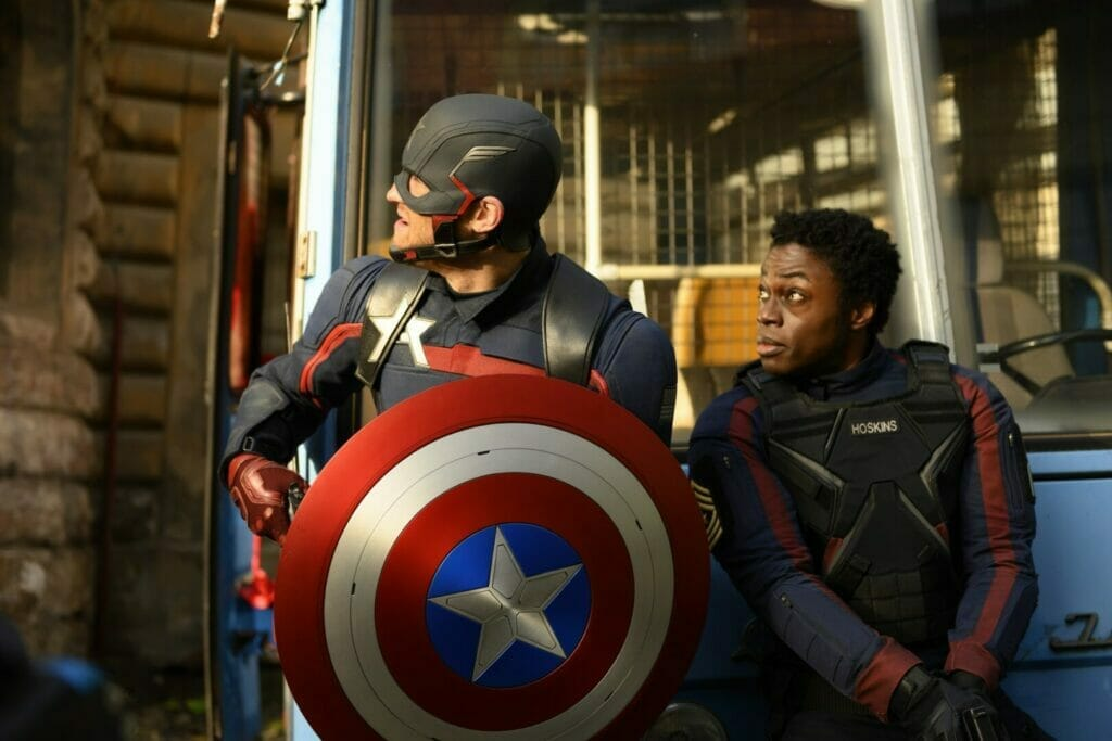The Falcon and The Winter Soldier Episode 4 The Nerdy Basement