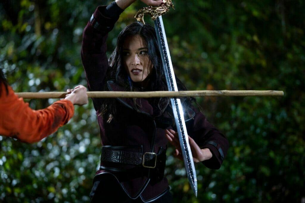 Kung Fu Pilot The CW The Nerdy Basement