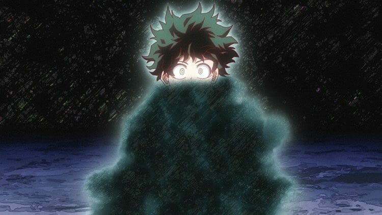 My Hero Academia Season 5 Episode 90 Vestiges Deku The Nerdy Basement