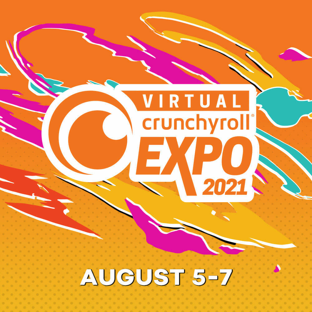 Virtual Crunchyroll Expo 2021 The Nerdy Basement