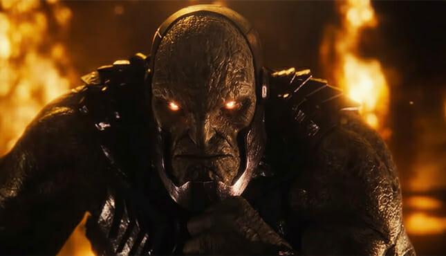 Darkseid New Gods Ava DuVernay Zack Snyder's Justice League