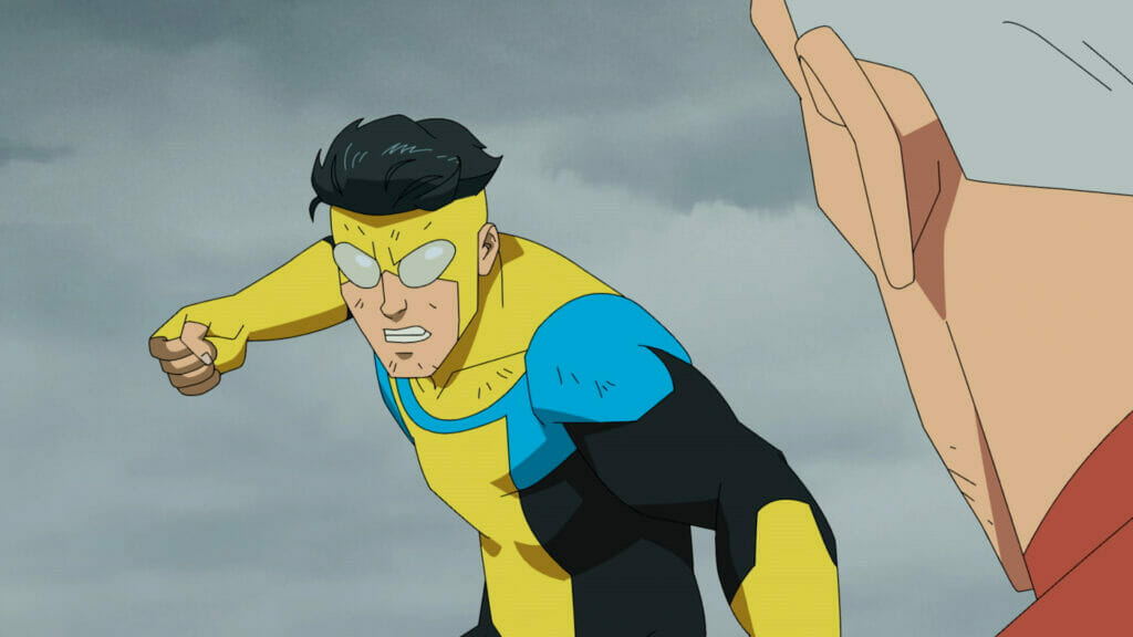 Invincible Review The Nerdy Basement