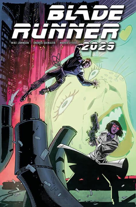 Blade Runner 2029 Titan Comics September Solicitations The Nerdy Basement