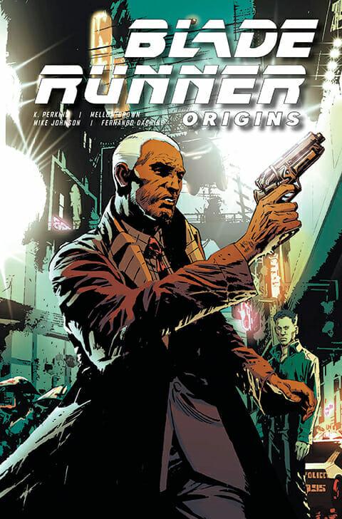 Blade Runner Origins Titan Comics September Solicitations The Nerdy Basement