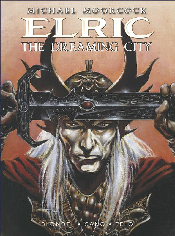 Elric Dreaming City Titan Comics September Solicitations The Nerdy Basement