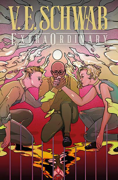 Extraordinary Titan Comics September Solicitations The Nerdy Basement
