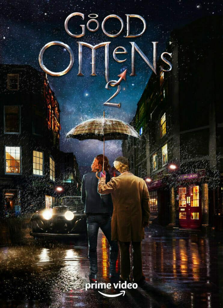 Good Omens Season 2 Key Visual The Nerdy Basement