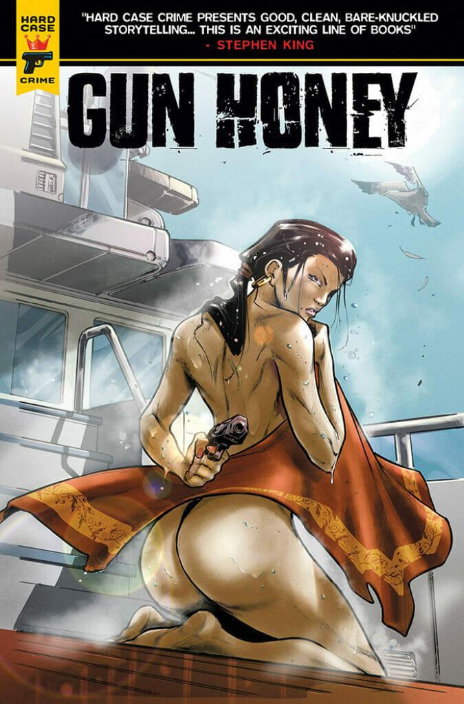 Gun Honey Titan Comics September Solicitations The Nerdy Basement