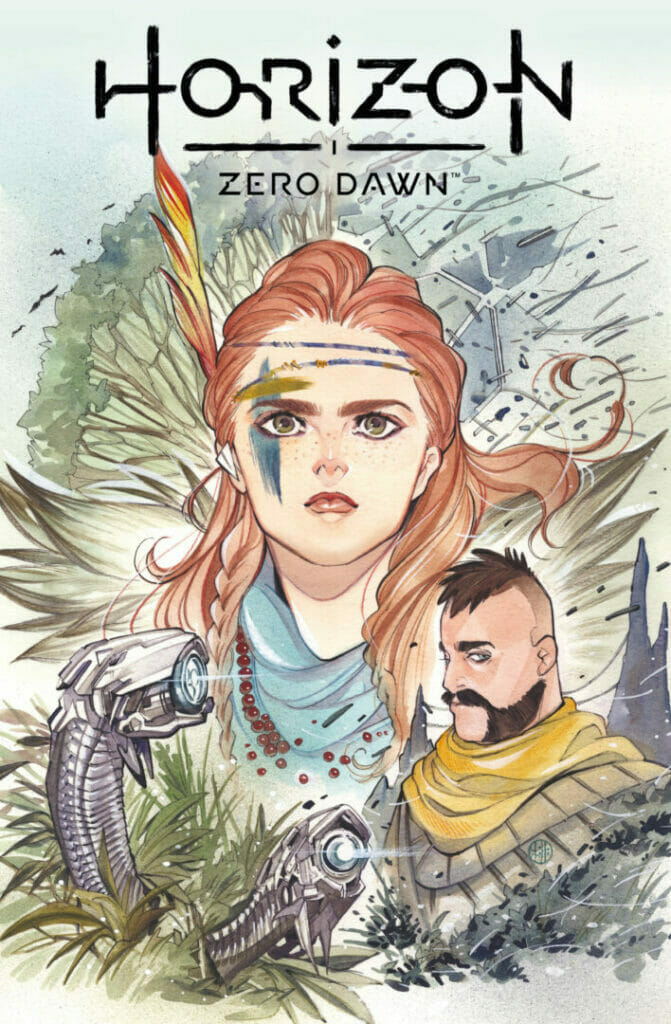 Horizon Zero Dawn Liberation Peach Momoko Cover The Nerdy Basement