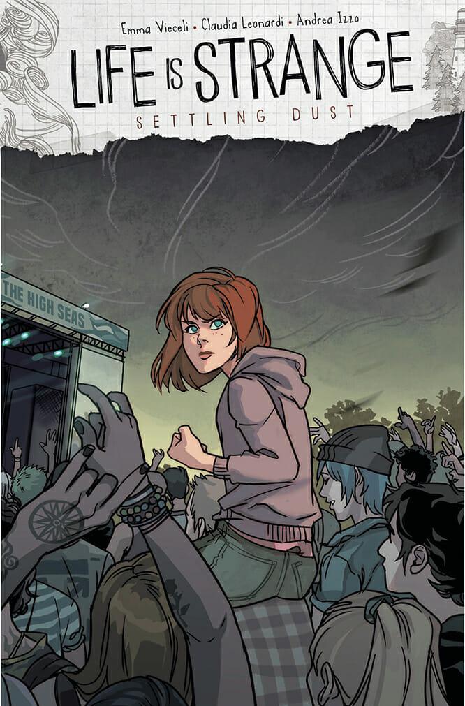Life is Strange Titan Comics September Solicitations The Nerdy Basement