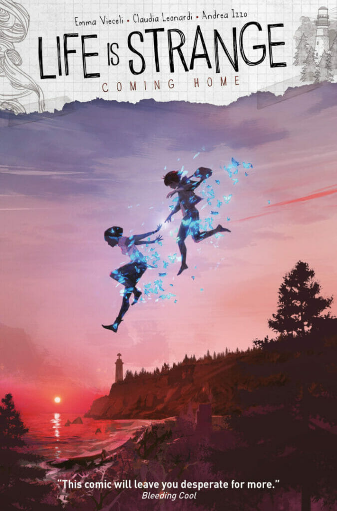 Life is Strange Coming Home Titan Comics September Solicitations The Nerdy Basement