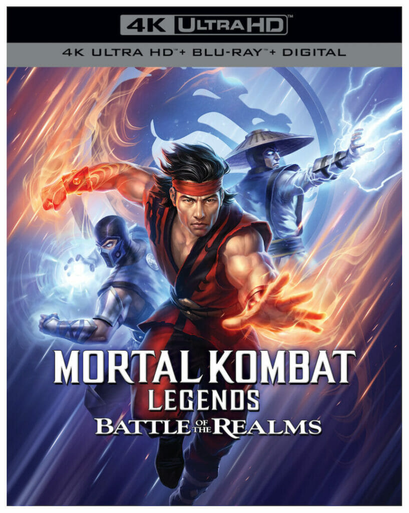 Mortal Kombat Legends Battle of the Realms 4K The Nerdy Basement