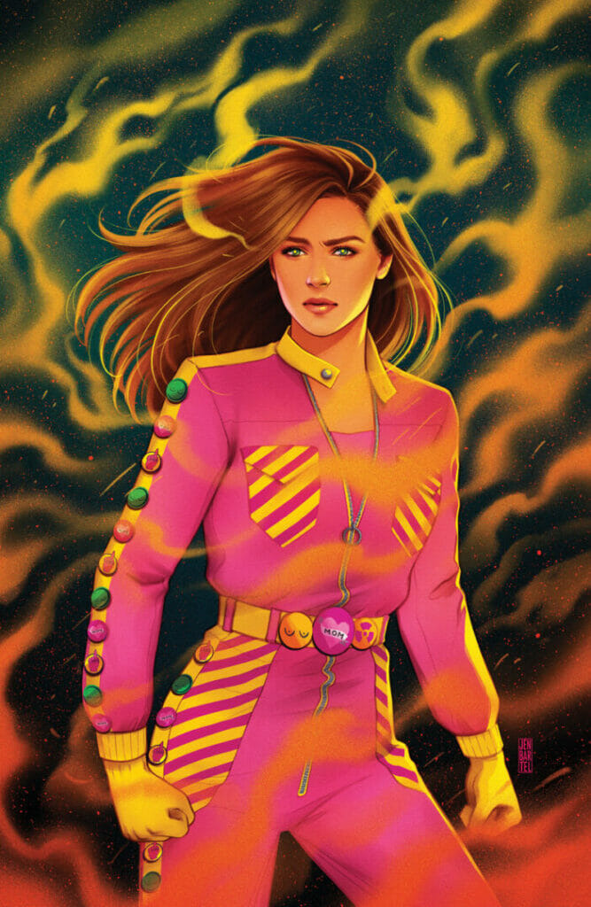Mother of Madness Jen Bartel Textless The Nerdy Basement
