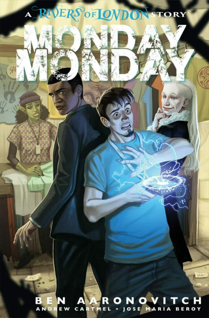 Monday Monday Titan Comics September Solicitations The Nerdy Basement