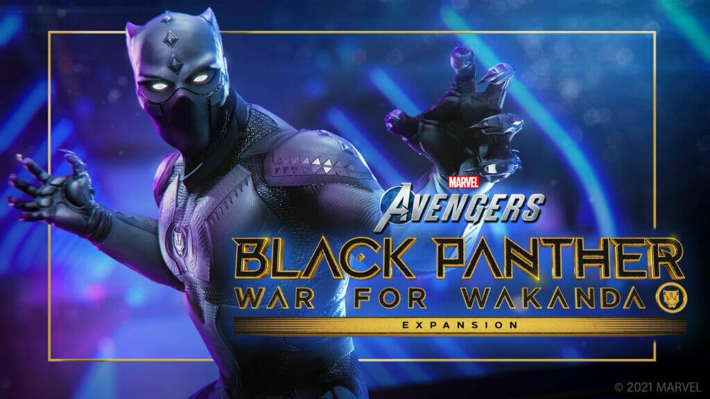 """Marvel's Avengers """"War For Wakanda"""" The Nerdy Basement"""