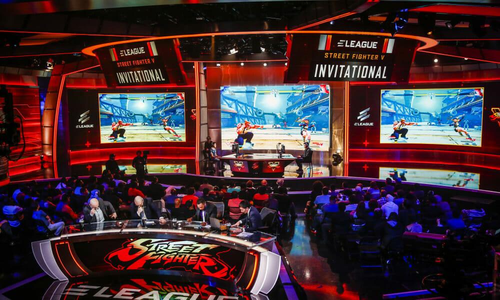 Capcom Esports E3 2021 Street Fighter League The Nerdy Basement