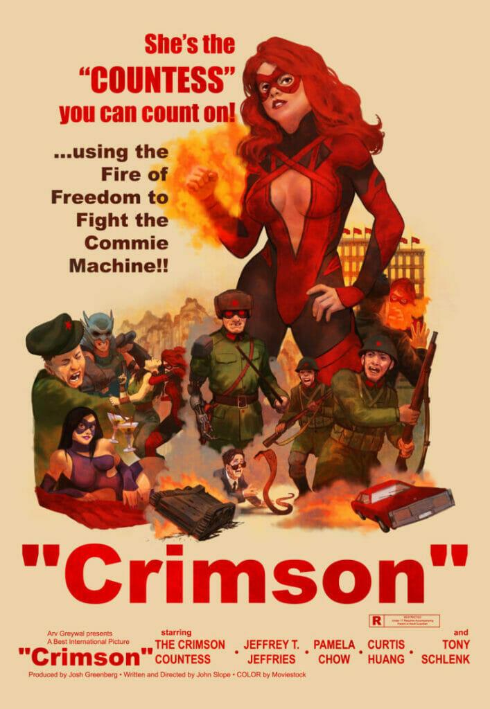 The Boys Season 3 Crimson Countess The Nerdy Basement