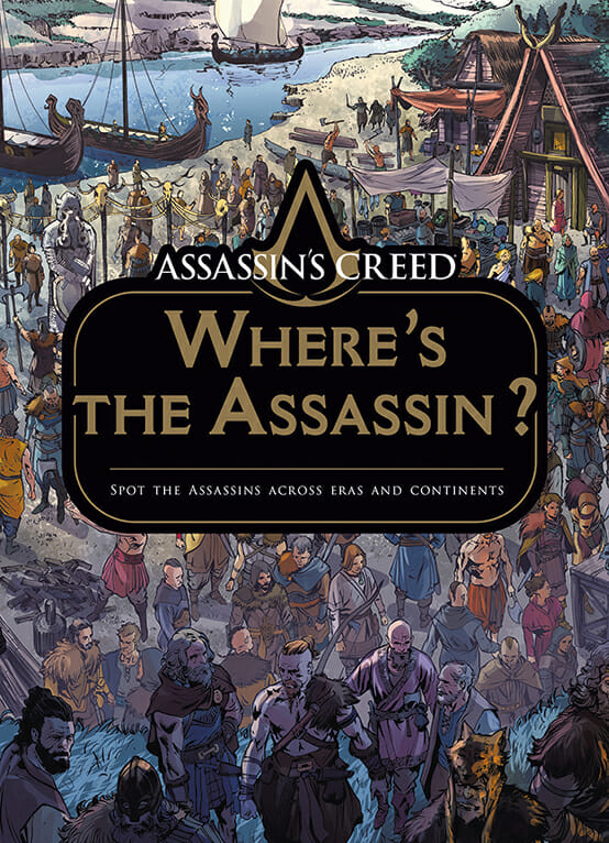 Assassin's Creed Where's The Assassin Titan Comics September Solicitations The Nerdy Basement