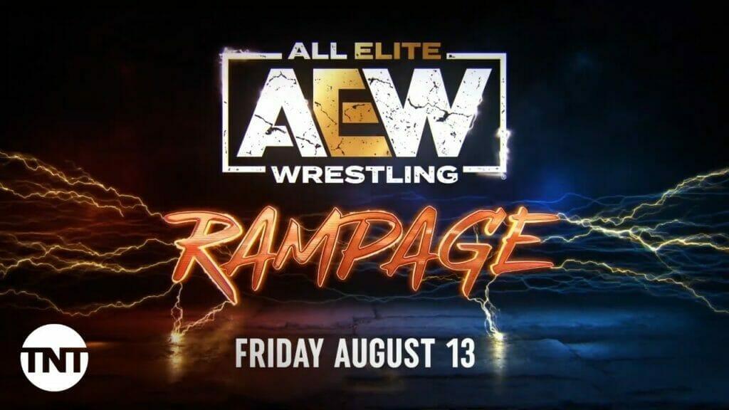 AEW Rampage The Nerdy Basement