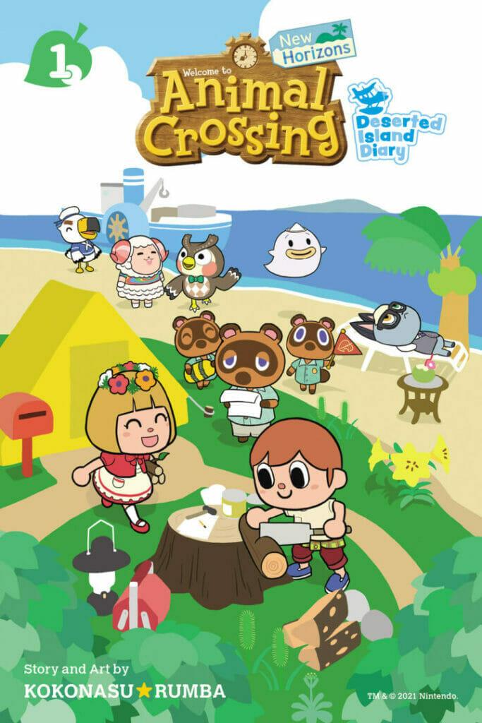 Animal Crossing New Horizons The Nerdy Basement