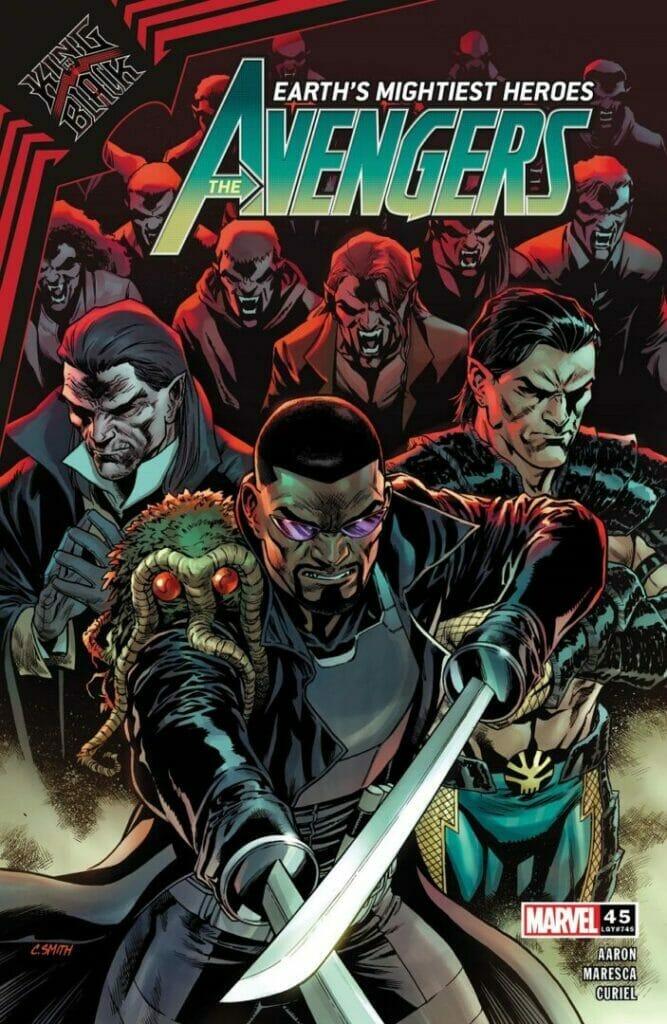 Marvel Unlimited July 2021 Avengers The Nerdy Basement