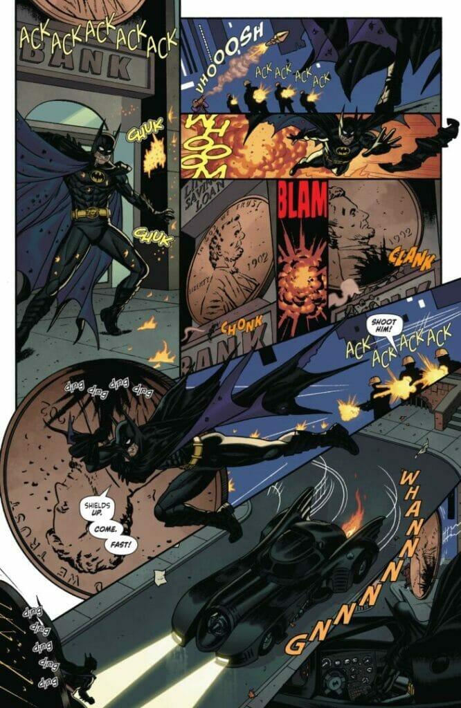 Batman '89 #1 The Nerdy Basement