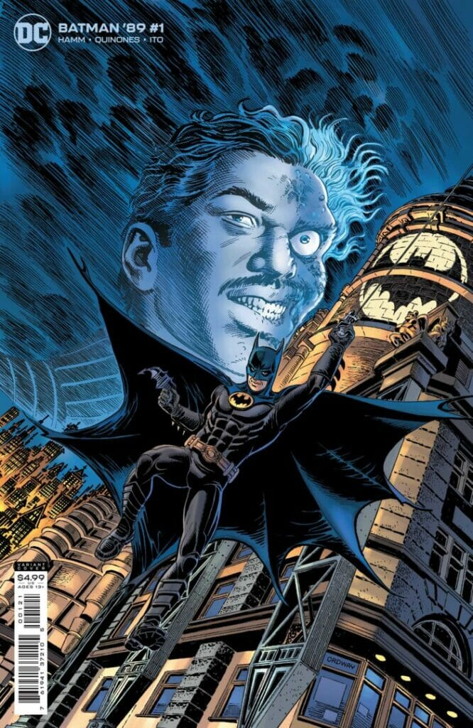 Batman 89 #1