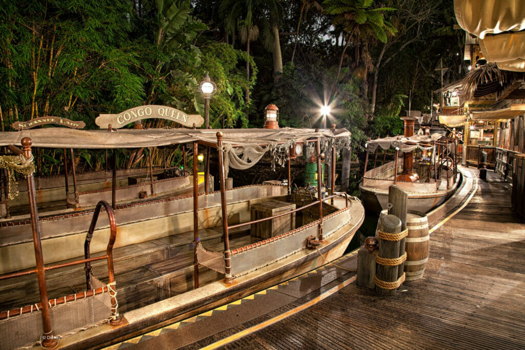 Behind the Attraction Jungle Cruise The Nerdy Basement