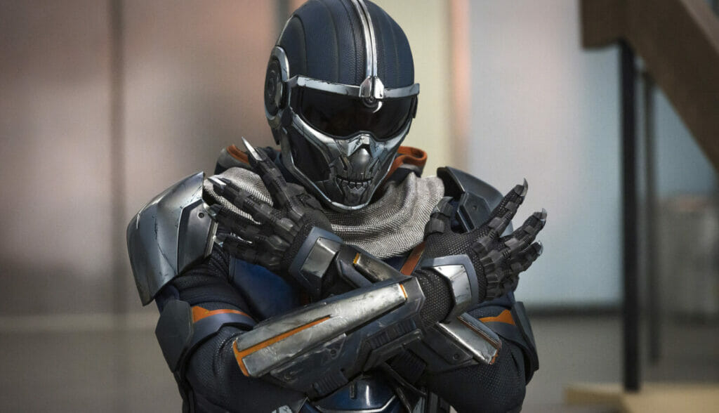 Black Widow Taskmaster Reveal The Nerdy Basement