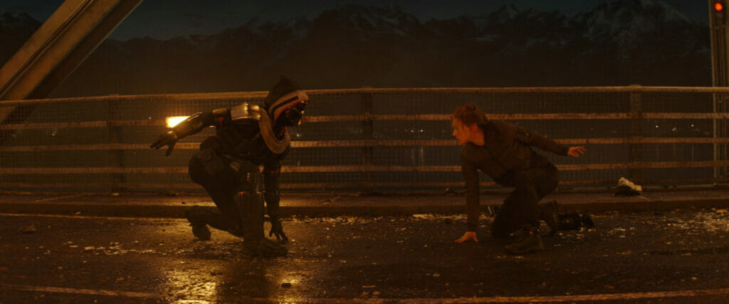 Black Widow: Taskmaster vs Natasha The Nerdy Basement
