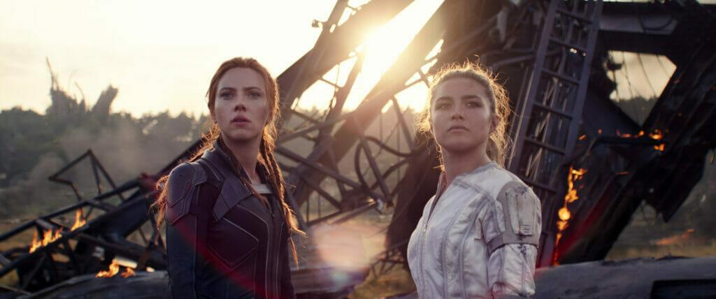 Black Widow Post-Credit Scene Yelena Belova Hawkeye The Nerdy Basement