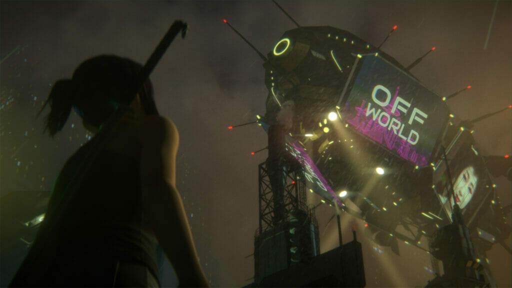 Crunchyroll x Adult Swim Blade Runner: Black Lotus The Nerdy Basement
