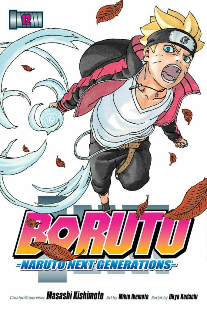 Boruto The Nerdy Basement