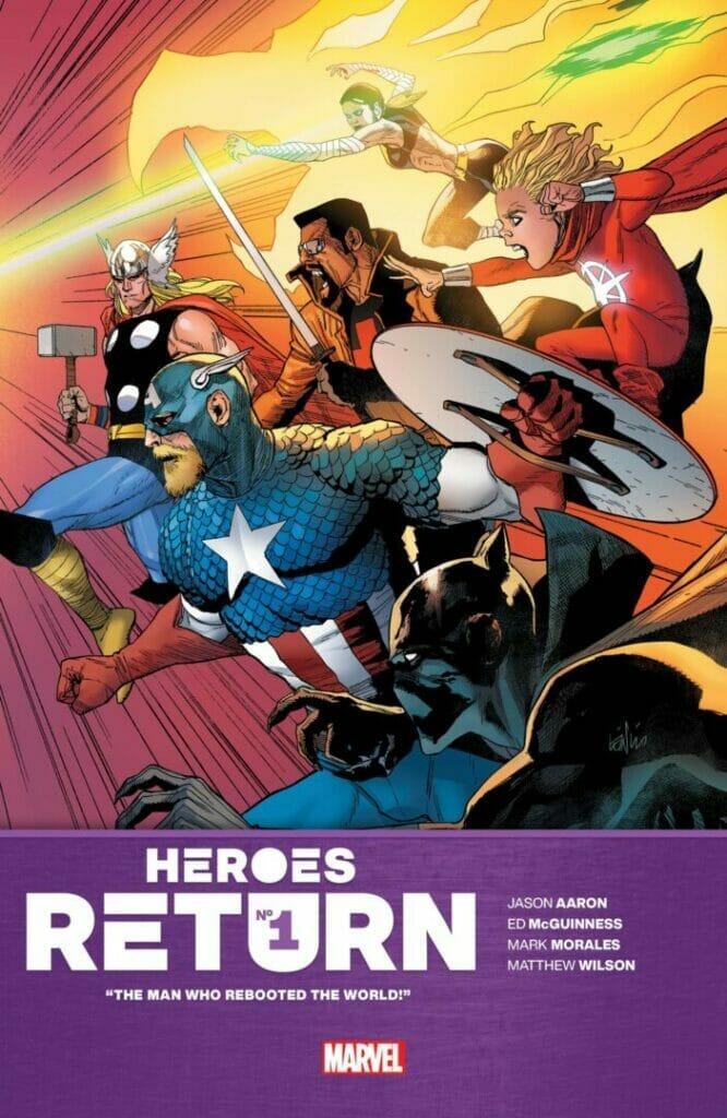 Heroes Return Comics in the Basement Ep. 42