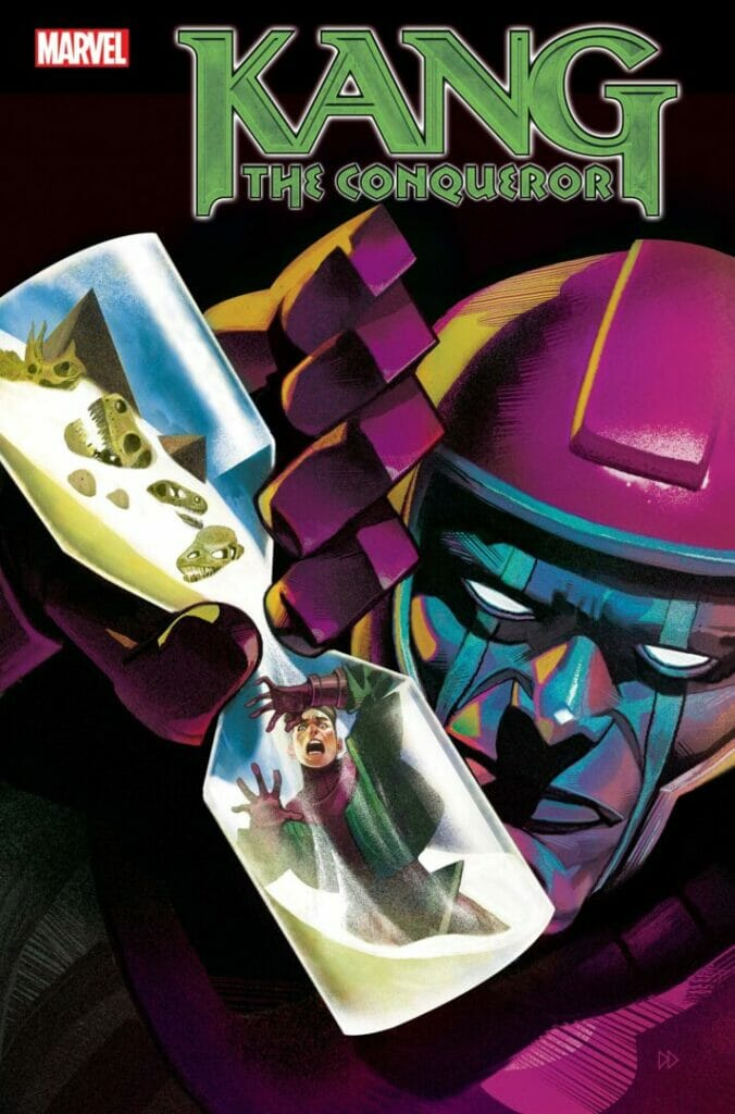 Kang The Conqueror #1 Cover The Nerdy Basement